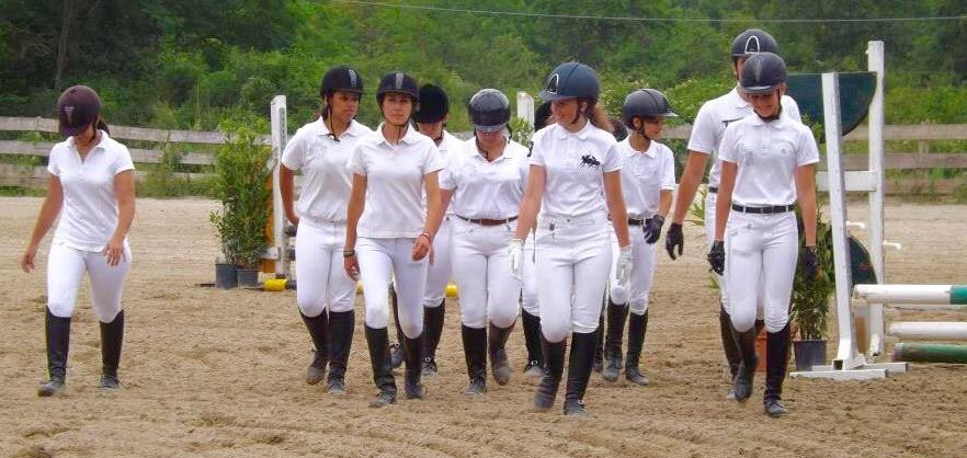 Scuola di equitazione a Firenze